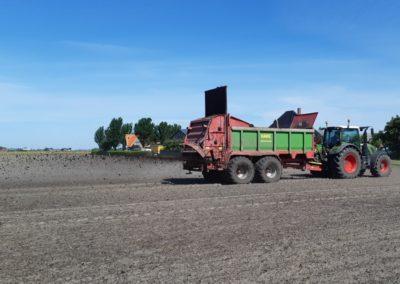 Breedstrooien Hawe 16 ton (4 st.)
