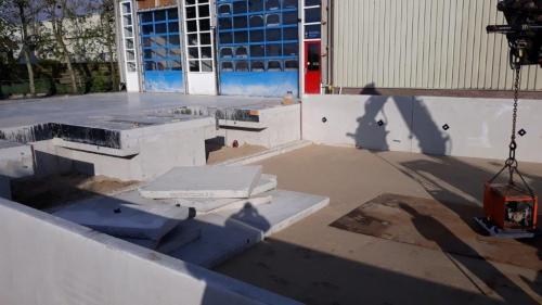2021 aanleg laad- en losdock (4)